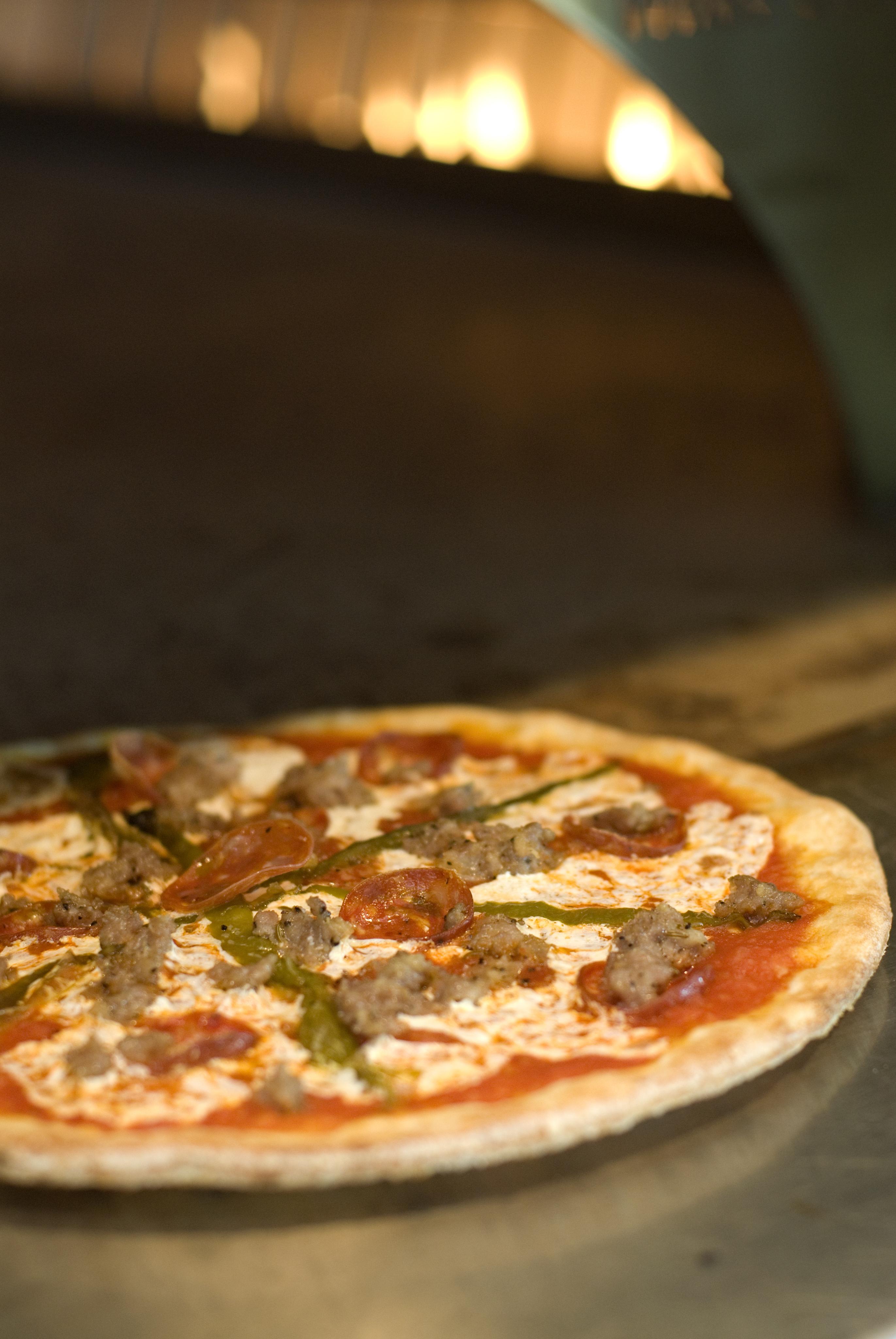 Pizza: Giovanna