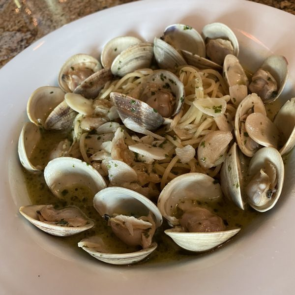 Cappellini & Clams