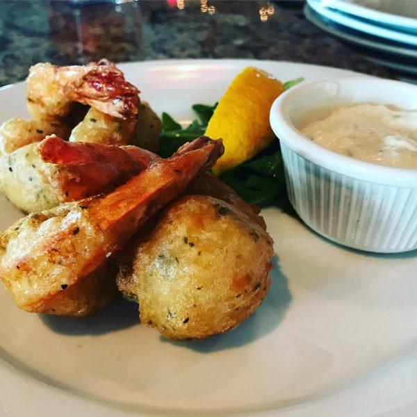 Peroni Shrimp